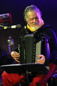 Rene Lacaille accordeon